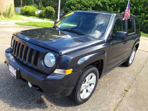 2014 Jeep Patriot for sale at Hilton Motors Inc. in Newport News VA