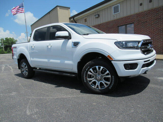 2019 Ford Ranger for sale at TAPP MOTORS INC in Owensboro KY