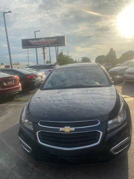 2015 Chevrolet Cruze for sale at Washington Auto Group in Waukegan IL