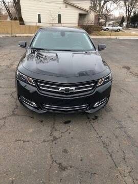 2016 Chevrolet Impala for sale at Car Now LLC in Madison Heights MI