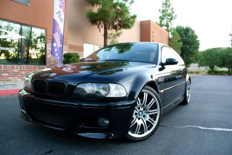 2005 BMW M3 for sale at CK Motors in Murrieta CA