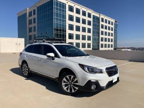 2018 Subaru Outback for sale at SIGNATURE Sales & Consignment in Austin TX