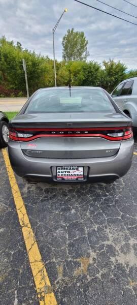 2013 Dodge Dart SXT 4dr Sedan - South Chicago Heights IL