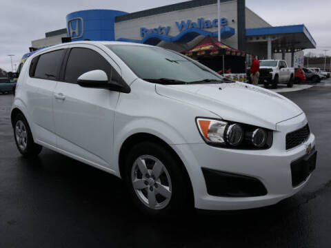 2014 Chevrolet Sonic for sale at RUSTY WALLACE HONDA in Knoxville TN
