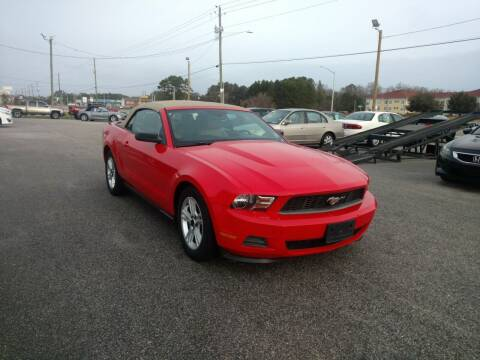 2012 Ford Mustang for sale at Kelly & Kelly Supermarket of Cars in Fayetteville NC