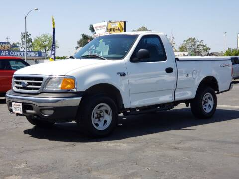 2004 Ford F-150 Heritage for sale at First Shift Auto in Ontario CA