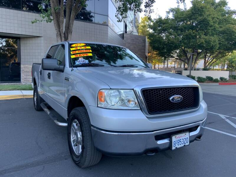 2007 Ford F-150 for sale at Right Cars Auto Sales in Sacramento CA