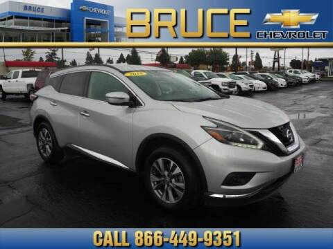 2018 Nissan Murano for sale at Medium Duty Trucks at Bruce Chevrolet in Hillsboro OR