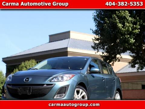 2011 Mazda MAZDA3 for sale at Carma Auto Group in Duluth GA
