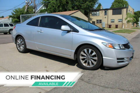 2009 Honda Civic for sale at K & L Auto Sales in Saint Paul MN