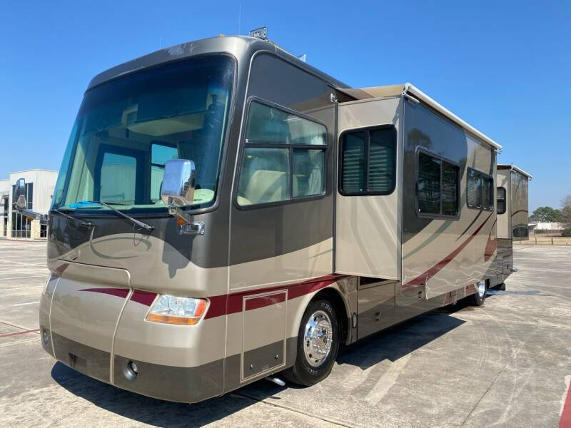 2006 Tiffin Phaeton 40qrh, 350hp Diesel for sale at Top Choice RV in Spring TX