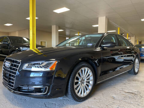 2015 Audi A8 for sale at Vantage Auto Group - Vantage Auto Wholesale in Lodi NJ