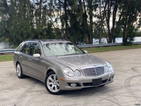 2009 Mercedes-Benz E-Class for sale at Exclusive Impex Inc in Davie FL