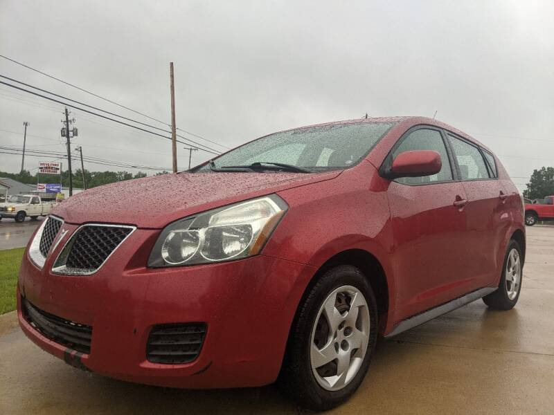 2009 Pontiac Vibe for sale at Nationwide Auto Works in Medina OH