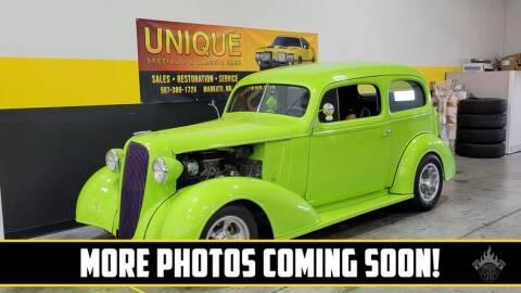 1936 Chevrolet Master Deluxe for sale at UNIQUE SPECIALTY & CLASSICS in Mankato MN