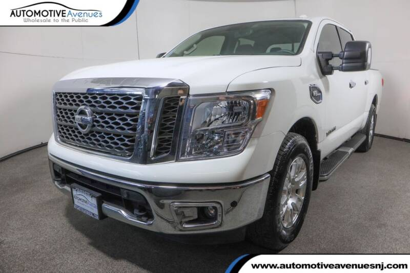 2017 Nissan Titan for sale in Wall Township, NJ