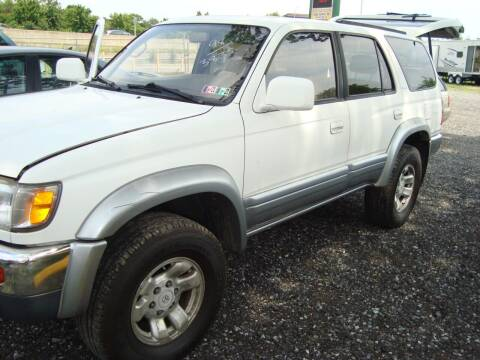 1998 Toyota 4Runner for sale at Branch Avenue Auto Auction in Clinton MD
