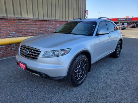 2006 Infiniti FX35 for sale at Harding Motor Company in Kennewick WA