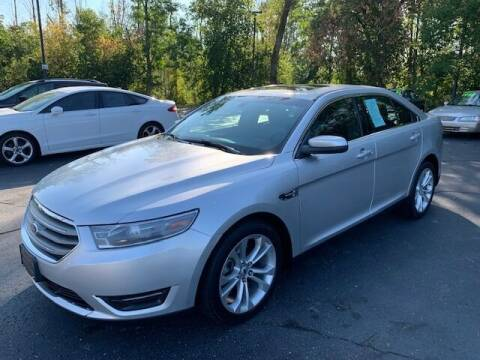 2013 Ford Taurus for sale at Lighthouse Auto Sales in Holland MI