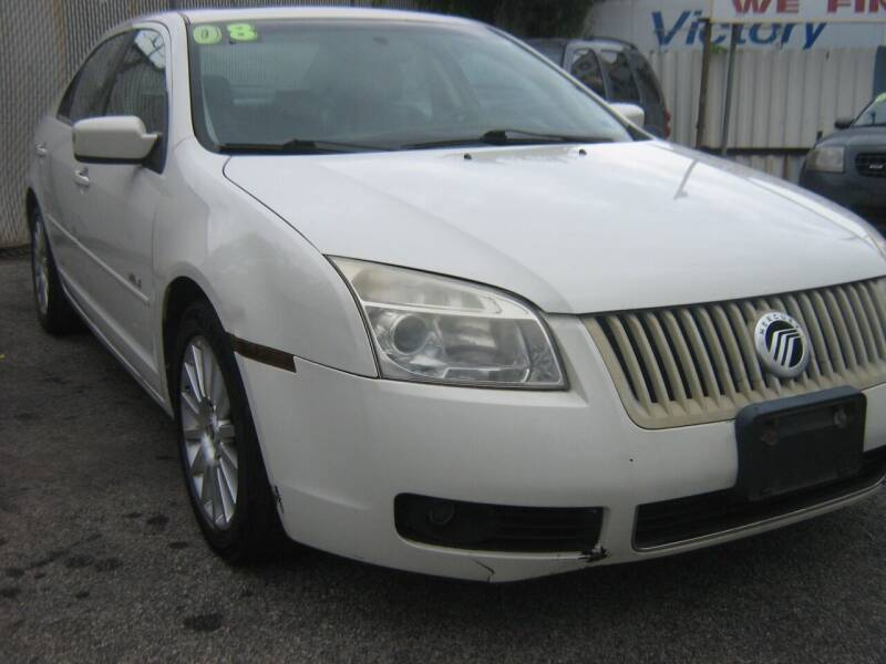 2008 Mercury Milan for sale at JERRY'S AUTO SALES in Staten Island NY