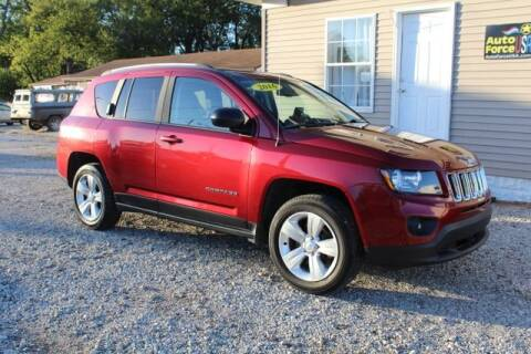 2016 Jeep Compass for sale at Auto Force USA in Elkhart IN