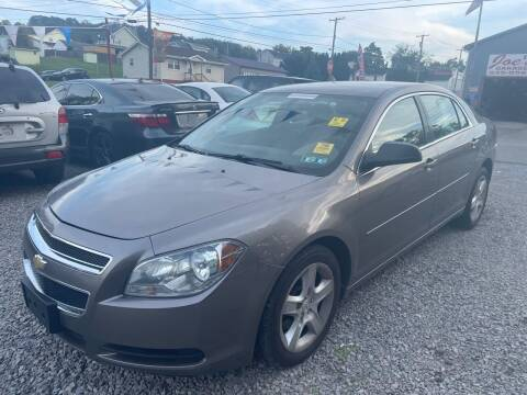 2012 Chevrolet Malibu for sale at Trocci's Auto Sales in West Pittsburg PA