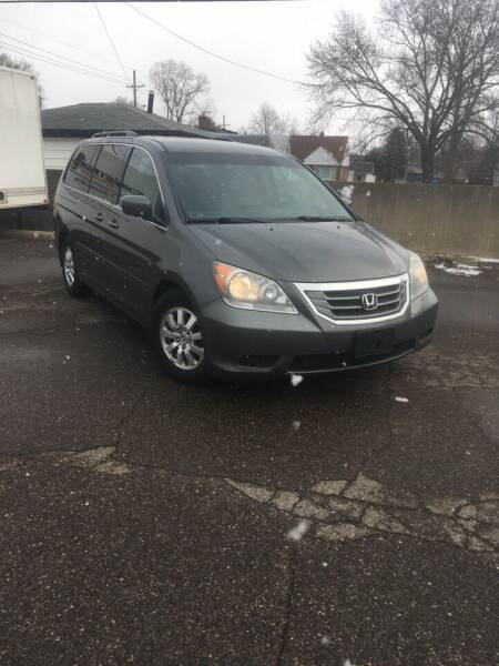 2008 Honda Odyssey for sale at Suburban Auto Sales LLC in Madison Heights MI