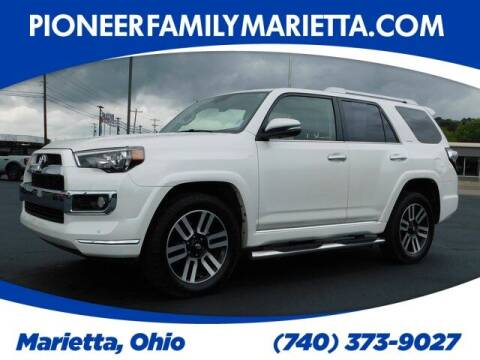 2017 Toyota 4Runner for sale at Pioneer Family preowned autos in Williamstown WV