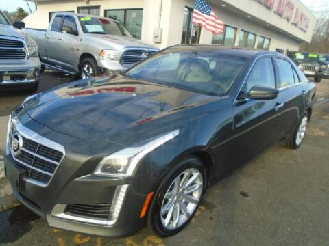 2014 Cadillac CTS for sale at Island Auto Buyers in West Babylon NY