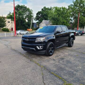 2016 Chevrolet Colorado for sale at Bibian Brothers Auto Sales & Service in Joliet IL