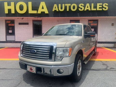 2010 Ford F-150 for sale at HOLA AUTO SALES CHAMBLEE- BUY HERE PAY HERE - in Atlanta GA