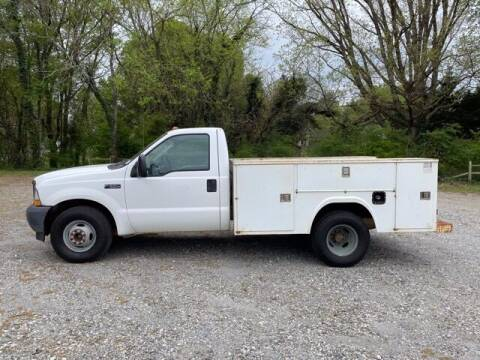 2004 Ford F-350 Super Duty for sale at Mater's Motors in Stanley NC