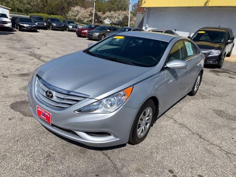 2011 Hyundai Sonata for sale at Complete Auto World in Toledo OH