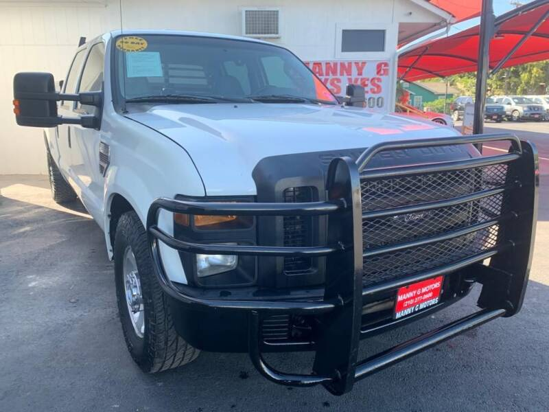 2009 Ford F-350 Super Duty for sale at Manny G Motors in San Antonio TX
