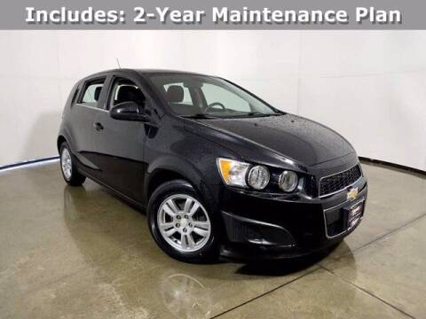 2012 Chevrolet Sonic for sale at Smart Budget Cars in Madison WI