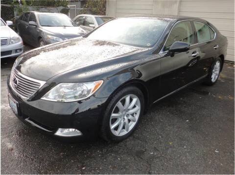 2008 Lexus LS 460 for sale at Klean Carz in Seattle WA