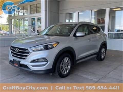 2018 Hyundai Tucson for sale at GRAFF CHEVROLET BAY CITY in Bay City MI