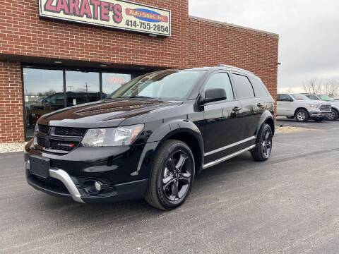 2019 Dodge Journey for sale at Zarate's Auto Sales in Caledonia WI