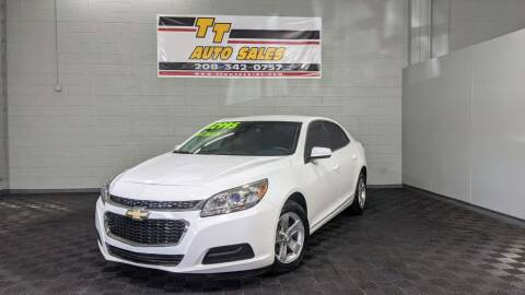 2016 Chevrolet Malibu Limited for sale at TT Auto Sales LLC. in Boise ID