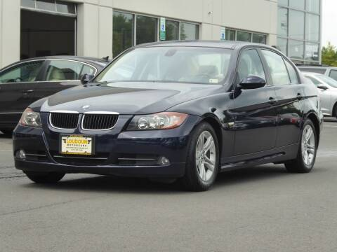 2008 BMW 3 Series for sale at Loudoun Motor Cars in Chantilly VA