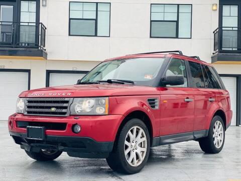 2007 Land Rover Range Rover Sport for sale at Avanesyan Motors in Orem UT