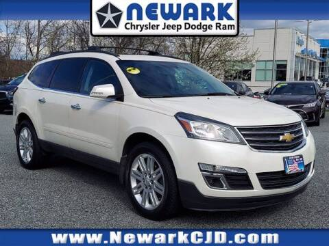 2014 Chevrolet Traverse for sale at NEWARK CHRYSLER JEEP DODGE in Newark DE