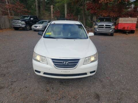 2009 Hyundai Sonata for sale at 1st Priority Autos in Middleborough MA