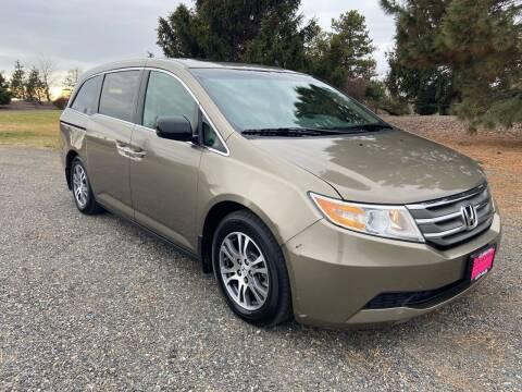 2012 Honda Odyssey for sale at Clarkston Auto Sales in Clarkston WA