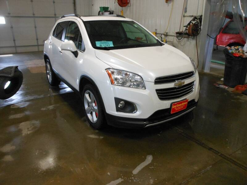 2016 Chevrolet Trax for sale at Grey Goose Motors in Pierre SD