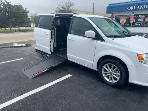 2019 Dodge Grand Caravan for sale at Diversified Auto Sales of Orlando, Inc. in Orlando FL