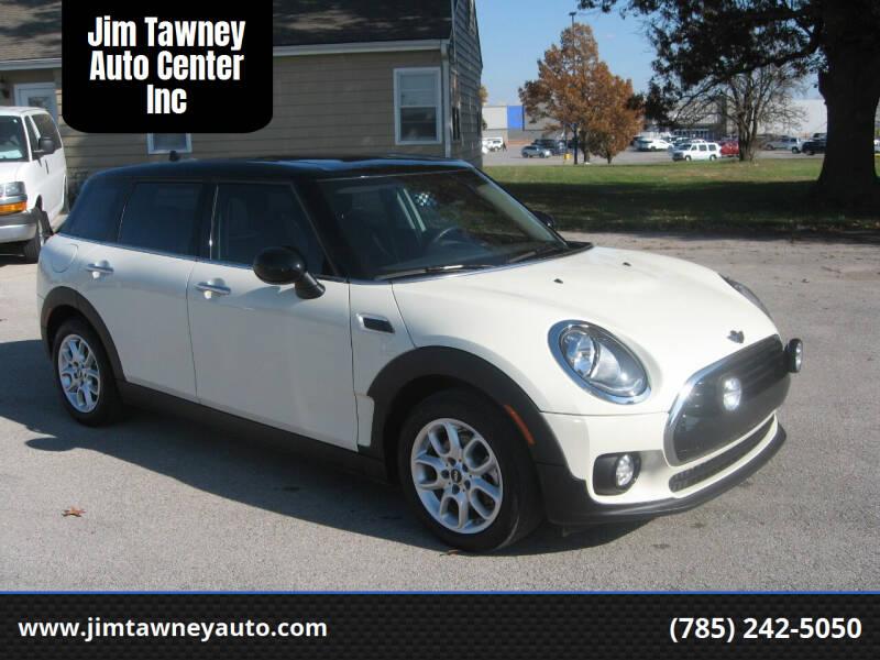 2016 MINI Clubman for sale at Jim Tawney Auto Center Inc in Ottawa KS