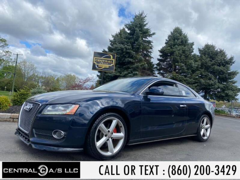 2009 Audi A5 for sale in East Windsor, CT