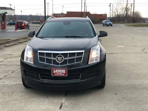 2010 Cadillac SRX for sale at Lewis Auto World LLC in Brookville OH