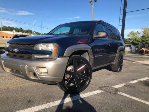 2002 Chevrolet TrailBlazer for sale at Atlas Auto Sales in Smyrna GA